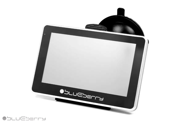 Blueberry 2go447 4gb gps