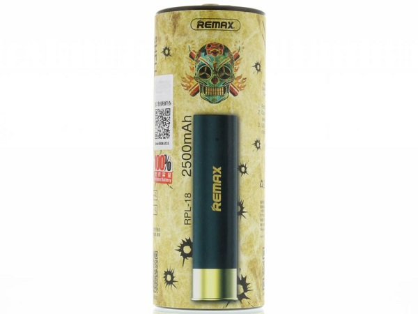 Power bank remax shell rpl-18 2500 mah (crni)