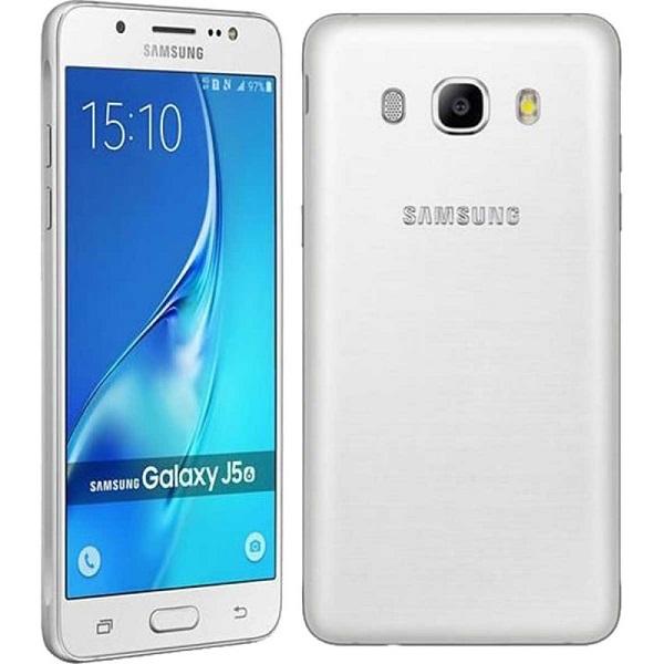 Samsung j510 ds galaxy j5 2016 dual sim white