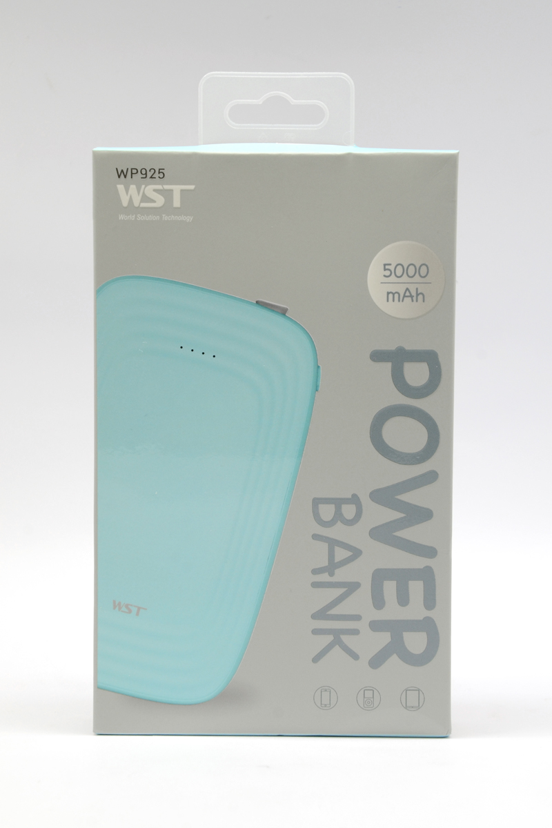 Power bank wp925 5000 mah (plavi)