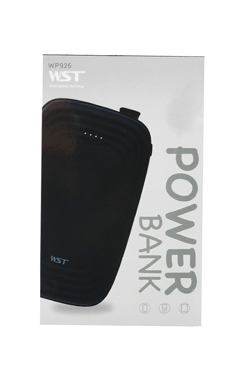 Power bank wp925 5000 mah (crni)